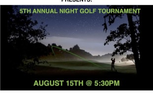 5th Annual Day/Night Golf Tournament Results